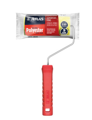 ATLAS MINI ROLLER FOAM 9CM