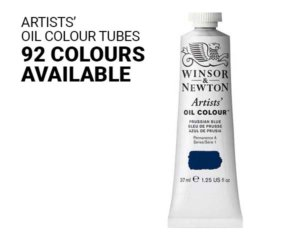 ARTIST OIL COLOUR TUBES