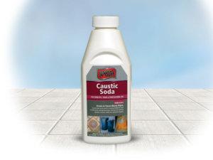 BARRETTINE CAUSTIC SODA 500GR