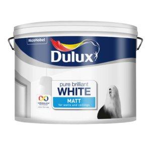 DULUX MATT EMUL WHITE