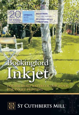 INV INKJET PAPER A3 BOCKINGFORD *DNS*