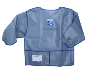 LB APRON PLASTIC JUNIOR