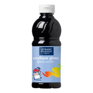 LB ACR GLOSSY 500ML BLACK