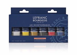 LB ACR FINE SET 6X20ML