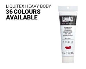 LIQUITEX ACRYLIC HEAVY BODY