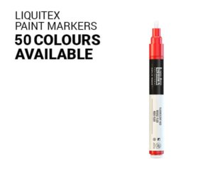 LIQUITEX PAINT MARKERS