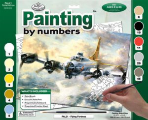 PBN 21 FLYING FORTRESS ADULT LARGE