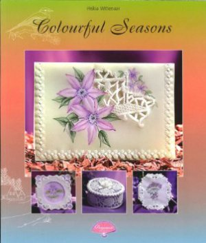 BOOK-COLOURFUL SEASONS N/A