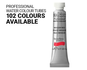 PROFESSIONAL WATERCOLOUR TUBES