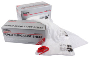 RODO DUST SHEET SUPER CLING 200SQM