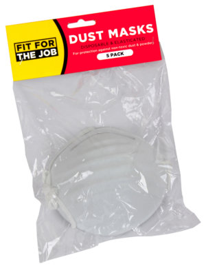 RODO DUST MASKS X5