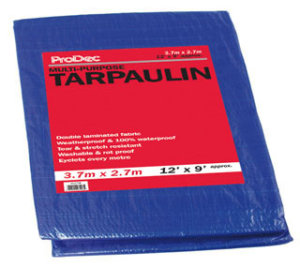 RODO TARPAULINS 3.7 X 2.7MT