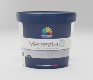 RIVES VENEZIANO V WHITE BASE 1LT