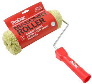 RODO MASONRY ROLLER 9IN + FRAME PSH FIT