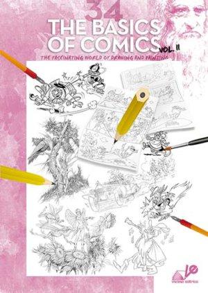 VIN THE BASIC OF COMICS 34