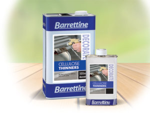 BARRETTINE CELLULOSE THINNER 500ML