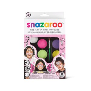SNAZ GIRLS PALETTE KIT