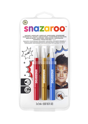SNAZ BRSH PEN ADVENTURE SET