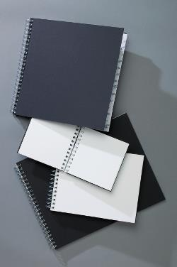 SKETCH BOOK WIREO 170G